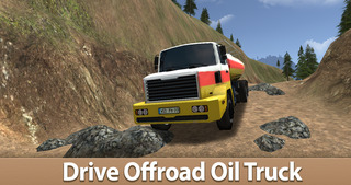 Oil Truck Simulator 3D - Offroad tank truck driving screenshot 4