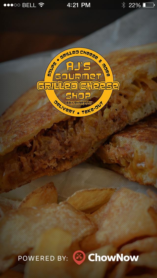 AJ's Gourmet Grilled Cheese screenshot 1