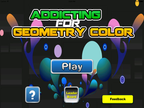 Addicting For Geometry Color Pro - Awesome Ball Jump And Absatract Game screenshot 6