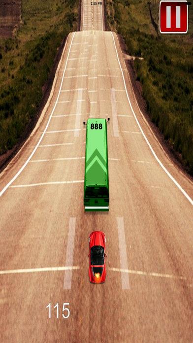 Dangerous Driving In Highway Pro - Speed Game screenshot 5