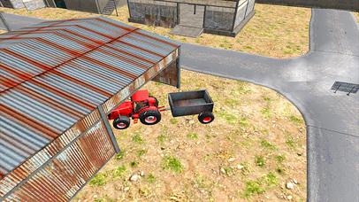 Real Tractor Simulator 3D : Driving Game Free screenshot 3