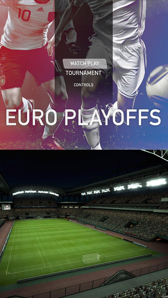 Euro 2016 Soccer Game — European Football Championship screenshot 4