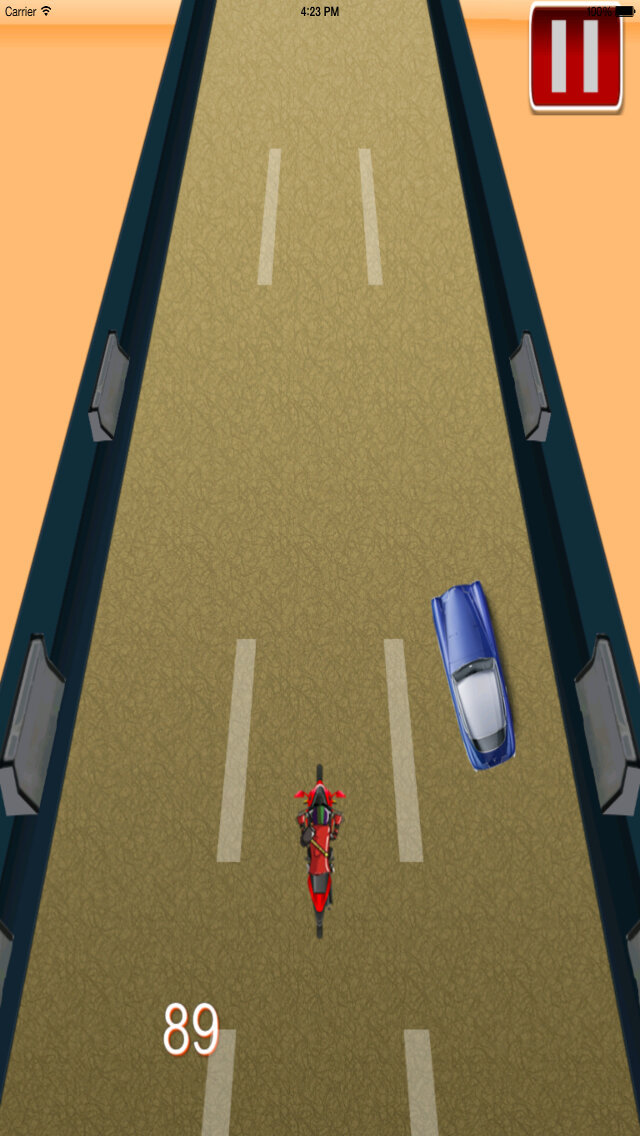 Bike Angry Wheels - Stock Motorcycle Racing screenshot 4