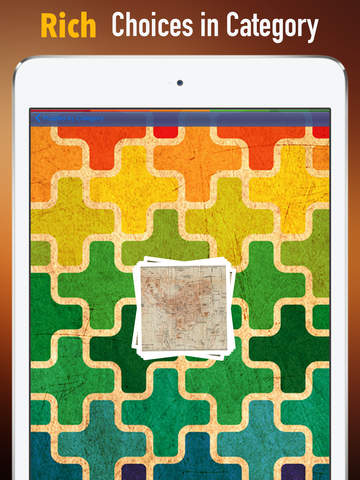 Memorize Maps by Sliding Tiles Puzzle: Learning Becomes Fun screenshot 6