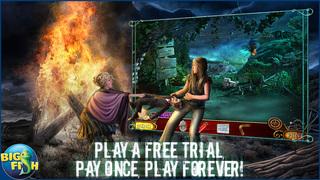 Phantasmat: The Dread of Oakville - A Mystery Hidden Object Game screenshot 1