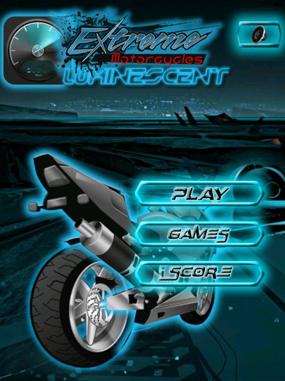 Extreme Motorcycles Luminescent - Adventure Wheels screenshot 6