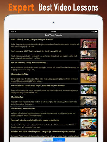 Indian Cooking:Traditional and Creative Recipes screenshot 8
