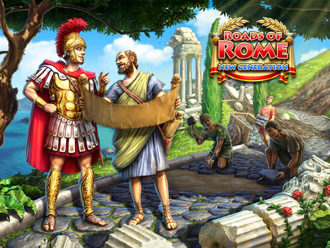 Roads of Rome: New Generation screenshot 10