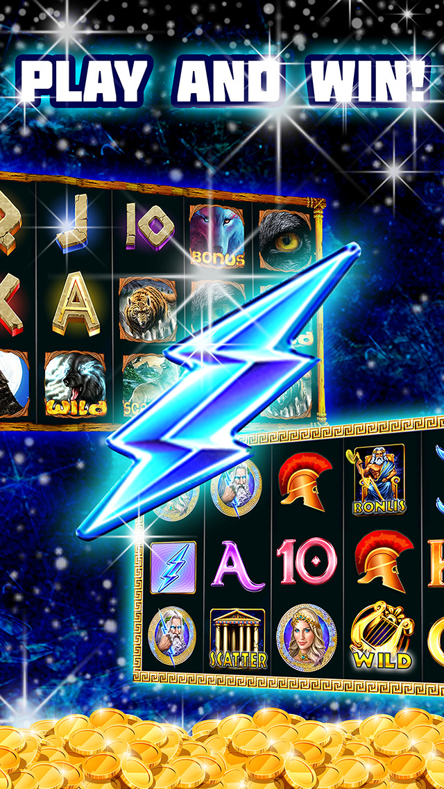 Slot Games! Lucky Mega Vegas Casino : Rich Jackpot Bonanza Edition screenshot 3