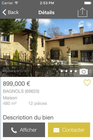 AGENCE IMMOBILIERE DU GRAND OUEST - náhled