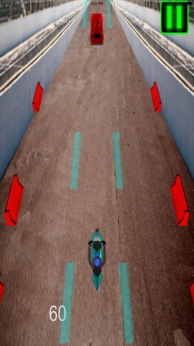A Fast Motorcycle Racing Fury Pro - A Lighted Track screenshot 5