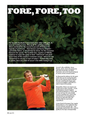 Golf - The PGA Magazine screenshot 9