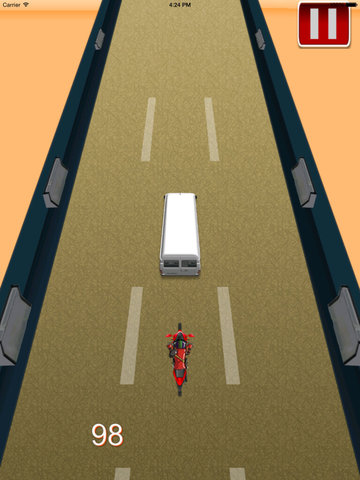 Bike Angry Wheels - Stock Motorcycle Racing screenshot 8