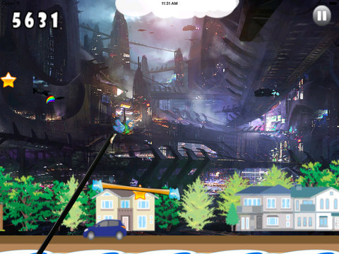 Double Fantasy Jump - Hidden Atlantida Race Amazing screenshot 8