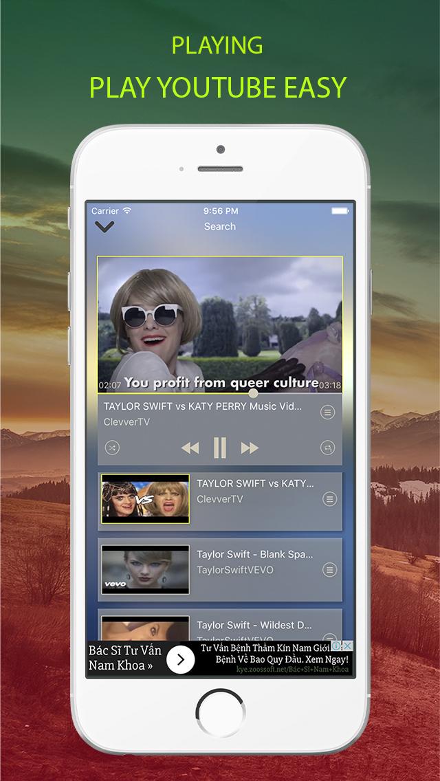 Free iMusic Tube - Royal Music Visualizer & Music Equalizer