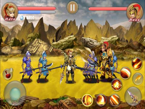 Clash Of States -- Action RPG screenshot 9