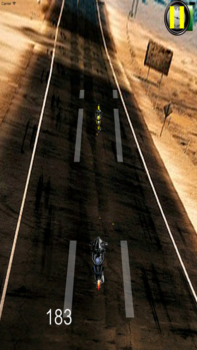 Dangerous And Fast Driving Of Motorcycle Pro -Game screenshot 4