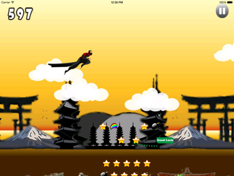 A Power Jump Pro - City In Amazing Ninja screenshot 9
