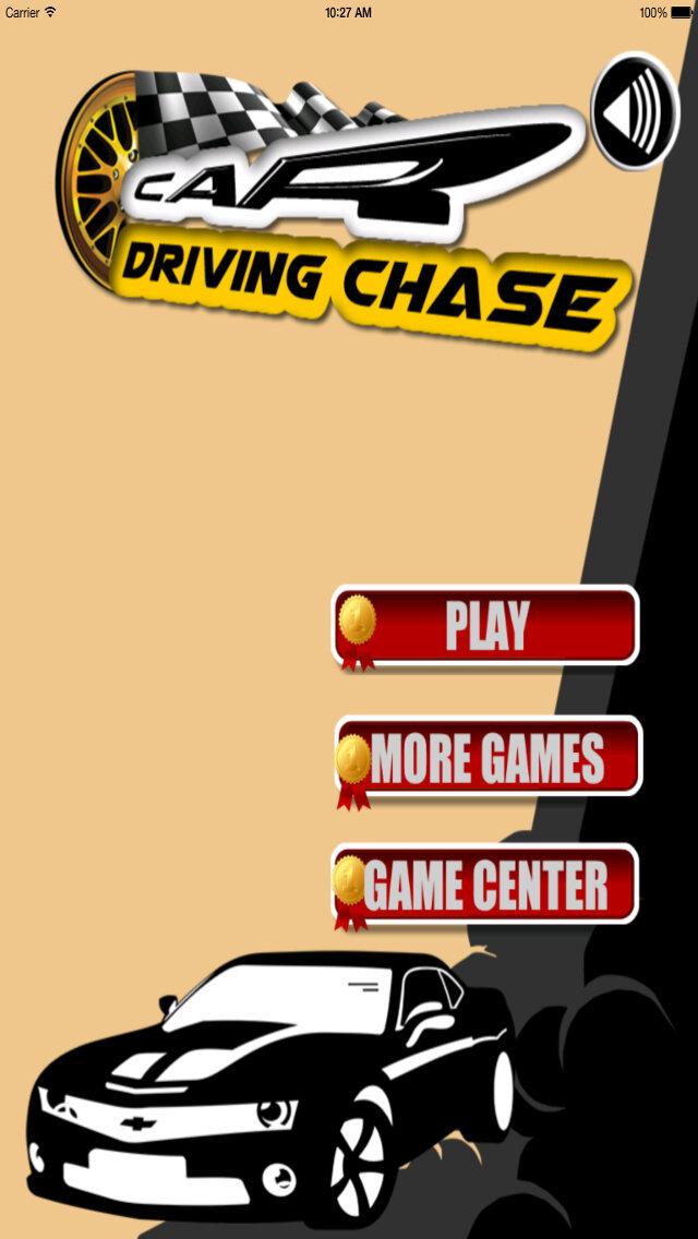 Car Driving Chase Pro - Racing Rush Simulator Game screenshot 1