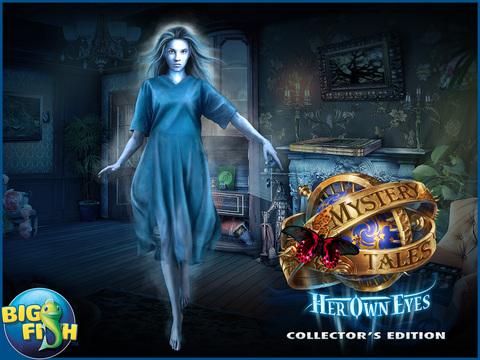 Mystery Tales: Her Own Eyes HD - A Hidden Object Mystery (Full) screenshot 5