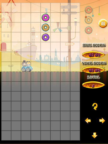 A Super Candy Color Game PRO - Merger Of Donuts screenshot 10
