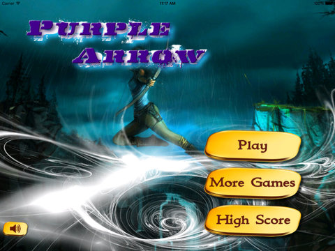 A Purple Arrow Pro - Bowmaster Archer Game In The Fantasy Forest screenshot 6