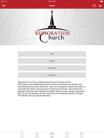 Restoration CJC screenshot 6