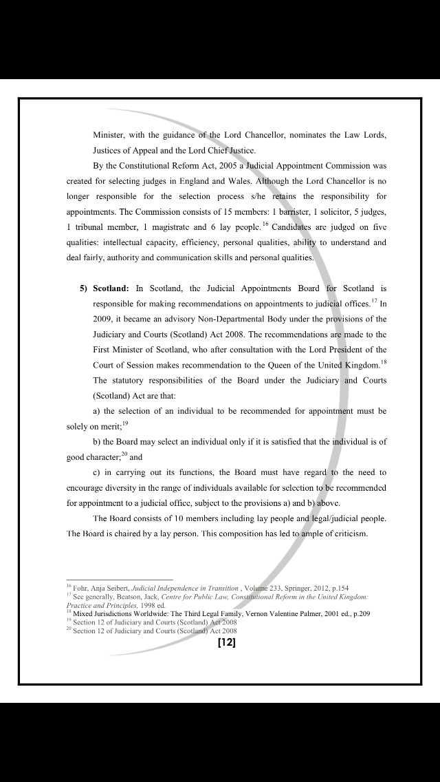 Legal Desire Quarterly Legal Journal screenshot 3