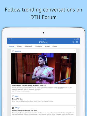 DTH Forum screenshot 5