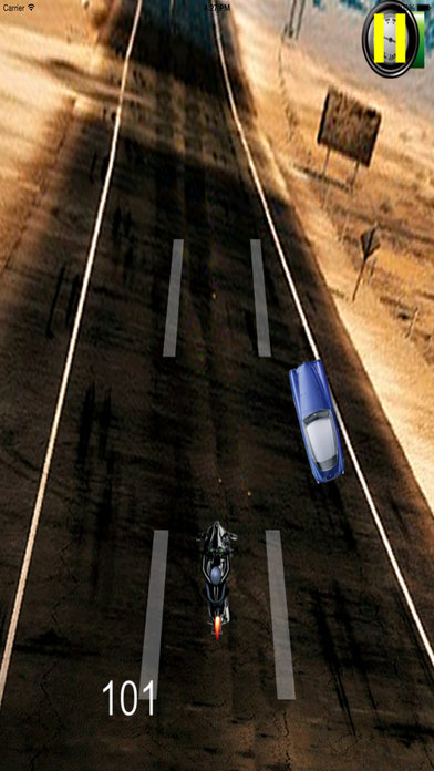 Dangerous And Fast Driving Of Motorcycle Pro -Game screenshot 5