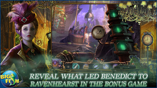 Mystery Case Files: Key To Ravenhearst - A Mystery Hidden Object Game (Full) screenshot 4