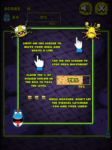 Virus Attack! screenshot 9