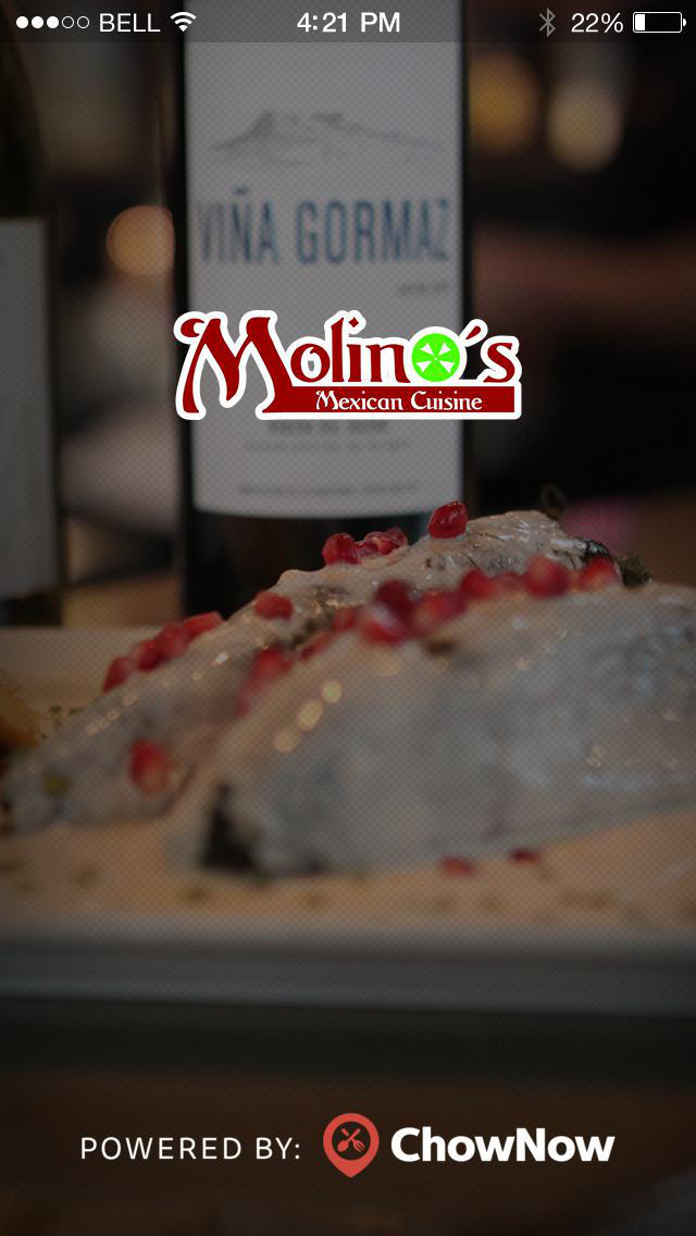 Molino's Mexican Cuisine screenshot 1