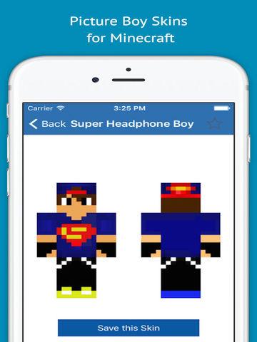 Boys Skins Pro For Minecraft Pe Ipad Reviews At Ipad