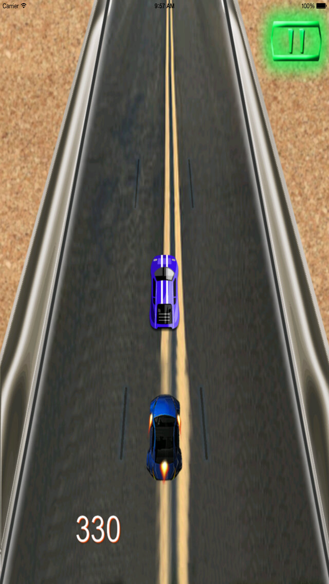 A Highway Shadow Destroyer PRO - Speed No Limit Race screenshot 5