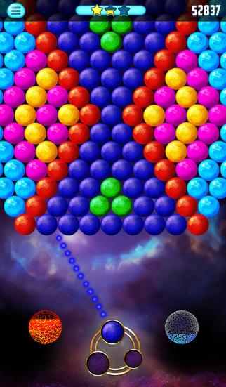 Bubble Cosmic Deluxe screenshot 3