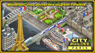 CITY BUILDER - PARIS screenshot 5