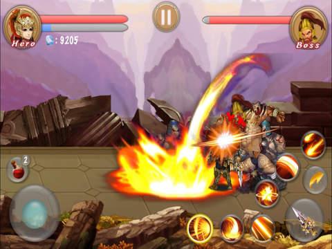 Spear Of Dark--Action RPG screenshot 10