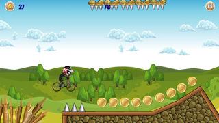 BMX Stickman Race - eXtreme Freestyle Racing & Crazy Stunts Games screenshot 5