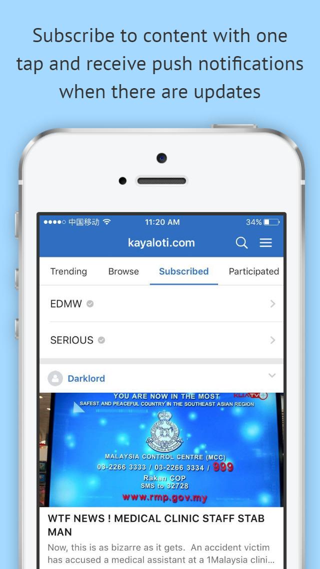 KayaLoti screenshot 4