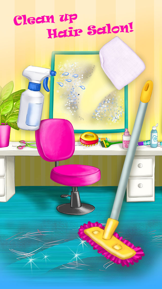 Pony Sisters in Hair Salon - Horse Hairstyle Makeover Magic screenshot 5
