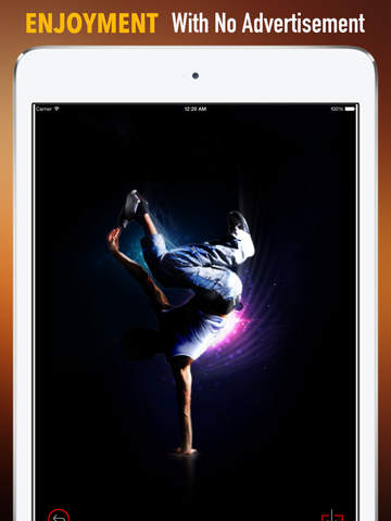 Break Dance  Wallpapers HD: Quotes Backgrounds with Art Pictures screenshot 7