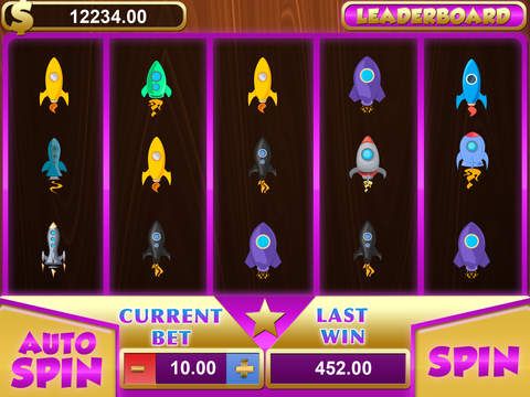 The Ibiza Casino Cashman With The Bag Of Coins - Tons of Fun Slot Machines screenshot 2