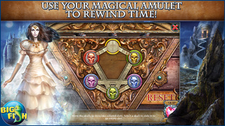 Immortal Love: Letter From The Past Collector's Edition - A Magical Hidden Object Game screenshot 3