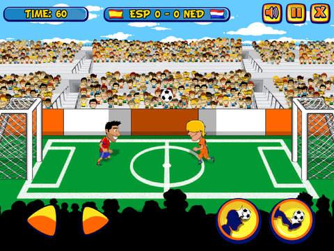 Funny Soccer ® screenshot 7