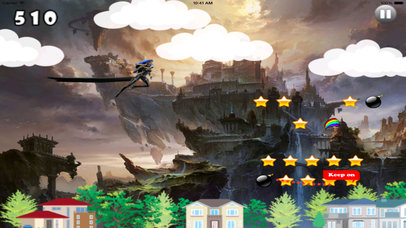 Amazing Jump Of Armed Pro - Amazing Adventure Game screenshot 4