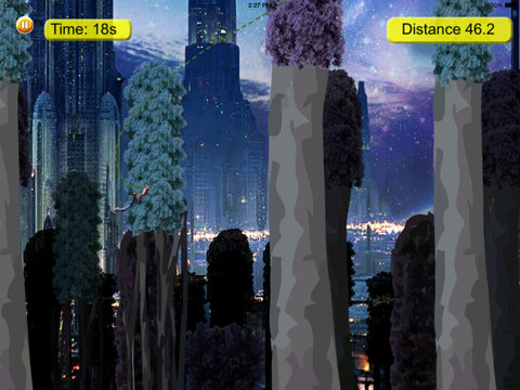 Aeon Rope Pro - Amazing City Jump Game in the Future screenshot 8
