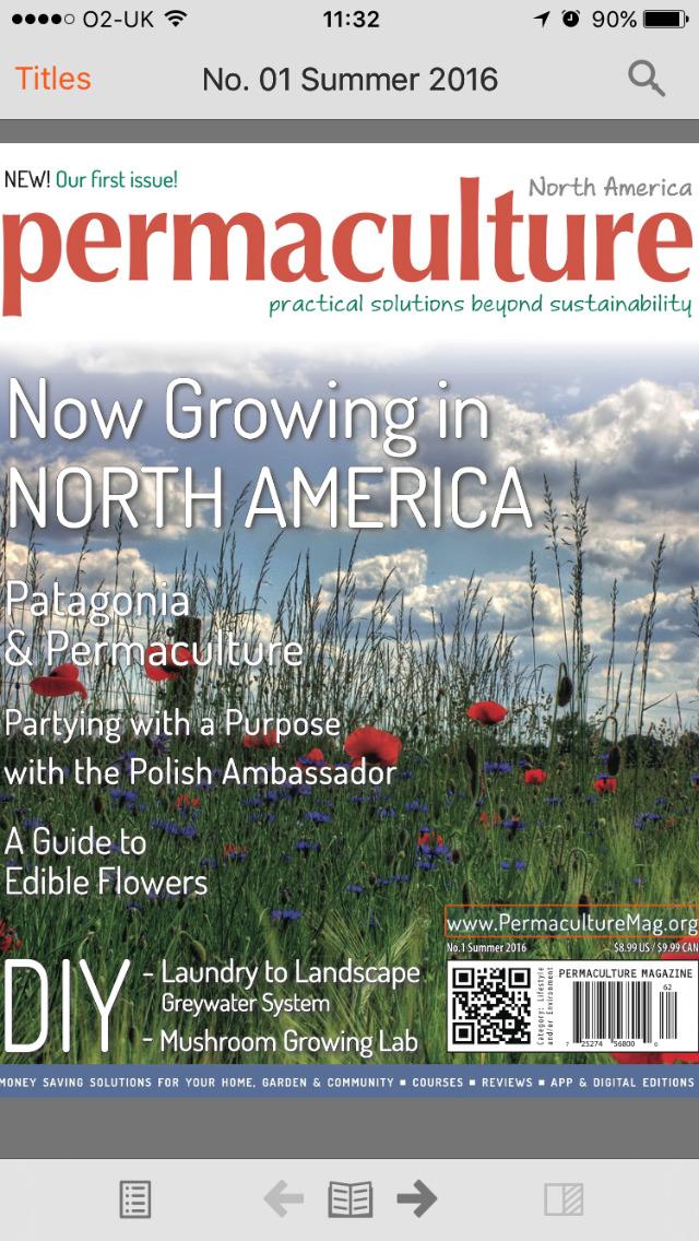 Permaculture, North America screenshot 1