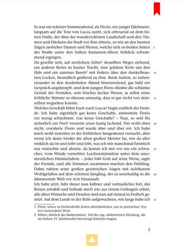 Das Marmorbild -  Edition.Hörbuch  Deutsch-Lektüren zum Lesen und Hören von Klett für Oberstufe und Abitur mit Zusatzmaterialien screenshot 3