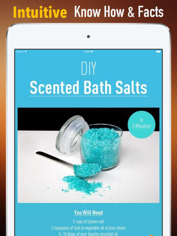 Bath Salts:Tips and Beauty screenshot 6